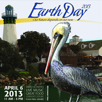 EarthCapades at the City of Oxnard Earth Day 2013