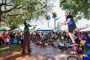 Fun Photos of EarthCapades at Oxnard Earth Day