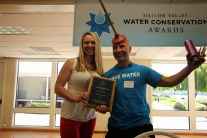 EarthCapades Wins Water Conservation Education Award!!!