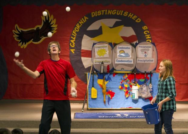 Mark menifee juggling
